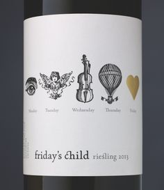 Friday's Child Riesling