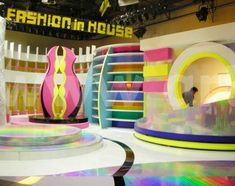 Fashion In-house Show Television Set Design 2009 Taiwan PIC-3