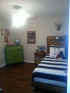 Braydon's bedroom