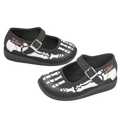 Mini Chocolaticas® Bella Hasta La Muerte Girls Mary Jane Flat