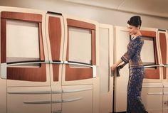 Veja como é viajar na luxuosa suíte da Singapore Airlines
