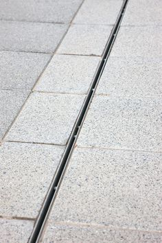 Choose Marshalls linear drainage systems for your next commercial paving contract - Contact us to discuss your specification