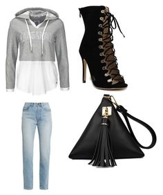 """😚"" by jamiesowers14 on Polyvore featuring Yves Saint Laurent"