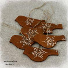 Vianoce - vtáčiky - 4544769_