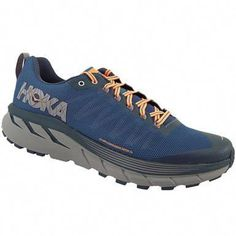 quality design a86ae 7db7e Hoka One One Challenger Atr 4 Trail Running Shoes - Mens Blue TrailRunning  Trail Running