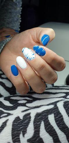 Manichiura - We Beauty Nailed It, Silver Nails, Beauty, Beleza, Silver Nail, It Works
