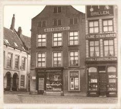 Breda hoek Halsstraat/Grote Markt.