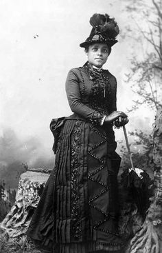 """""""But there weren't any black people back then!"""" When people of color are erased from images of historical eras, some folks have any number of excuses. These stunning Victorian photos blow those excuses away."""