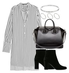 """""""Untitled #2819"""" by theeuropeancloset ❤ liked on Polyvore featuring McQ by Alexander McQueen, Yves Saint Laurent, Givenchy, ASOS and Marc by Marc Jacobs"""