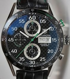 TAG Heuer Carrera Calibre 16 Singapore Limited Edition