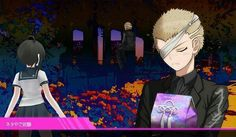 Kuzu as ultimate despair and appears in danganronpa another episode