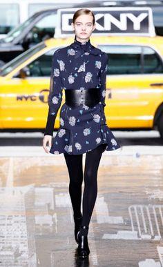 DKNY NY Fashion Week Fall 2012 https://www.facebook.com/RevistaTheMoots