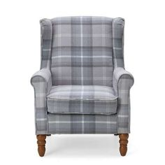 Grey Occasional Chair – Home Interior Design Ideas Wingback Armchair, Grey Armchair, Upholstered Arm Chair, Swivel Chair, Tub Chair, Sofa, Living Room Grey, Living Room Chairs
