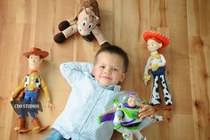 Toy Story Fan! :) Picture idea for Talons' birthday