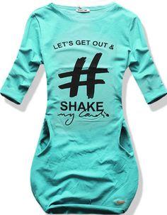 Kliknij na zdjęcie, aby je powiększyć Sweatshirts, Fitness, Casual, Fashion, Tunic, Moda, Fashion Styles, Trainers, Sweatshirt