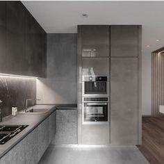 Trendy Ideas For Diy Home Decor Summer Kitchens Luxury Kitchen Design, Kitchen Room Design, Kitchen Dinning, Kitchen Cabinet Design, Luxury Kitchens, Interior Design Kitchen, Bathroom Interior, Home Kitchens, Kitchen Decor
