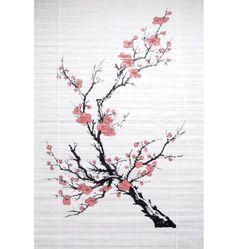 Cherry Blossom Window Blinds - $39
