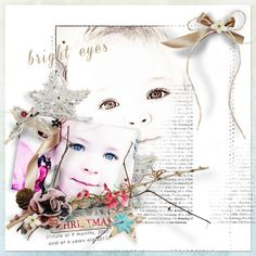 """BRIGHT EYES"" from the gallery at Real Life Scrapped Made with December Romance All In One by Studio Natali at Scrapbook Graphics http://shop.scrapbookgraphics.com/December-Romance-All-in-One.html"