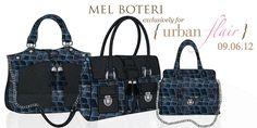 Mel Boteri for Urban Flair, #FNO 2012