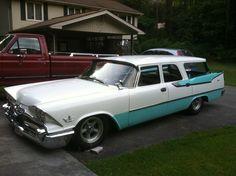 1959 Dodge Wagon