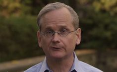 Harvard Law School professor Lawrence Lessig ran for president in 2015 and absolutely no one cared. In 2014, Lessing launched a political action committee to raise millions of dollars in an attempt to prevent political action committees -- except his -- from influencing elections. His efforts failed almost completely. When will Lessig take the hint and stop annoying everyone with his stale, single issue? (Photo: YouTube screenshot/lessig2016.us)