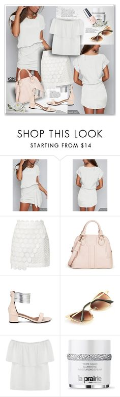 """""""Yoins377"""" by sneky ❤ liked on Polyvore featuring Topshop, Sole Society and La Prairie"""