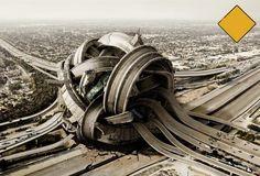 Transportation Planning at it's finest :)