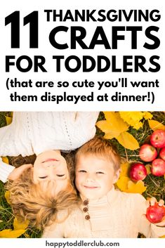 11 Easy Thanksgiving Crafts for Toddlers (that are Cute Enough to Display!) 11 Easy Thanksgiving Crafts for Toddlers (that are Cute Enough to Display!) 11 Easy Thanksgiving Crafts for Toddlers (that are Cute Enough to Display! Fall Activities For Toddlers, Thanksgiving Crafts For Toddlers, Thanksgiving Placemats, Thanksgiving Activities, Autumn Activities, Parenting Toddlers, Motor Activities, Indoor Activities, Educational Activities