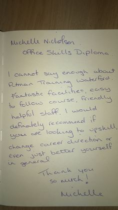 Pitman Training in Waterford offers a wide range of certified diplomas and training courses in Waterford. Staff Training, Training Center, Training Courses, Career Change, Career Goals, Waterford City, Career Advisor, Student Of The Month, Diploma Courses