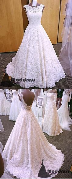 Sheer Long Sleeves Lace Mermaid Wedding Dresses White Bridal Dress Removable Train,HS567  #promdresses #fashion #shopping #dresses #eveningdresses