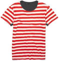 hockney, menswear, striped tee