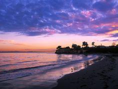 Santa Barbara Sunset! Breathtaking...