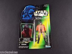 Star Wars Kenner Ponda Baba with Blaster Pistol and Rifle Action Figure