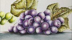 Dica como  fazer uva  simples