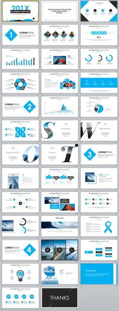 Business PowerPoint Template V2 updated for 2016 Download at