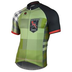 Beresniewicz Both Barrels Cycling Jersey