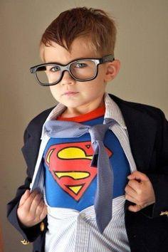 super baby man *_*