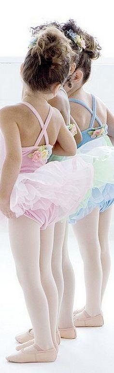 sweet ballerinas....