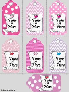 Printable Valentine Gift Tags are perfect for teacher and kids gift ideas! This is a simple and editable way to add a little fun to your Valentine's Day gift giving! Teacher Valentine, Valentine Day Gifts, Valentines, Valentine Ideas, Valentine Activities, Christmas Gifts, Teachers Day Gifts, Teacher Gifts, Free Printable Gift Tags