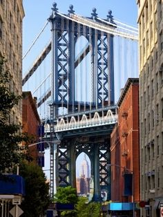 Williamsburg / Brooklyn Bridge, New York City, USA