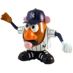 MLB New York Yankees Mr. Potato Head #NewYorkYankees