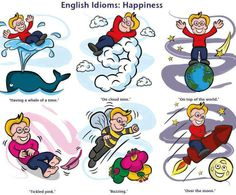 Idioms of happiness