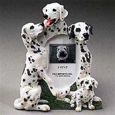 dalmatians in the kitcen | ... Dalmatian merchandise. Purchae, buy, order this Dalmatian Puppy gift
