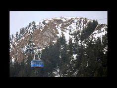 world's dizziest cable car rides