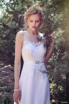 Tamara Bridal 2015 Wedding Dresses   Wedding Inspirasi