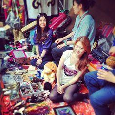 HOT - Breathing new life - vintage flea market in Shanghai