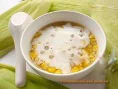 corn-sweet-soup-che Bap. My favorite dessert