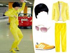 MTV Mobile Blog Style: Halloween 2012: PSY 'Gangnam Style' Costume Ideas!