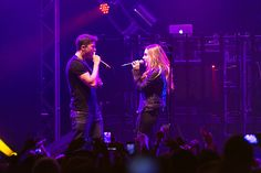 Timeflies: Warning Signs Tour at Club Nokia  Guest Appearance: Singer JoJo Oct. 24, 2013
