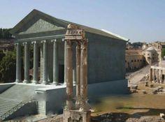 - Templo de Saturno./tcc/